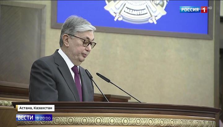 В Казахстане впервые в истории сменился президент