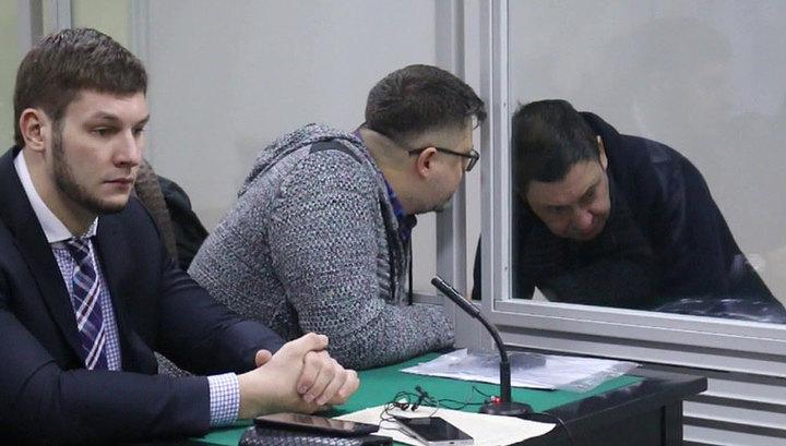 Кирилл Вышинский будет добиваться прекращения уголовного преследования