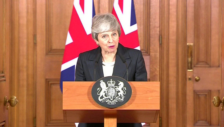 Тереза Мэй надеется, что Великобритания выйдет из Евросоюза как можно быстрее
