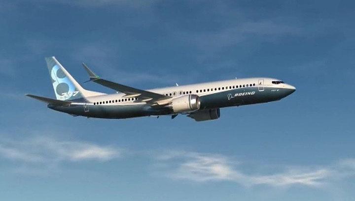 В Орландо совершил аварийную посадку Boeing 737 MAX