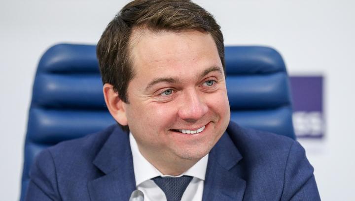 Андрей Чибис стал врио губернатора Мурманской области