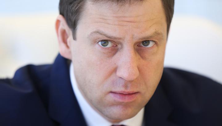 Глава Росгеологии Роман Панов отправлен в отставку