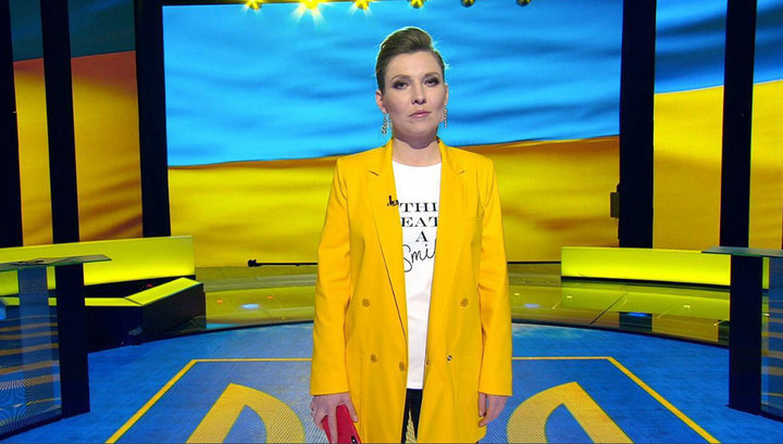 Ольга Скабеева вызвалась провести дебаты Порошенко и Зеленского на стадионе в Киеве