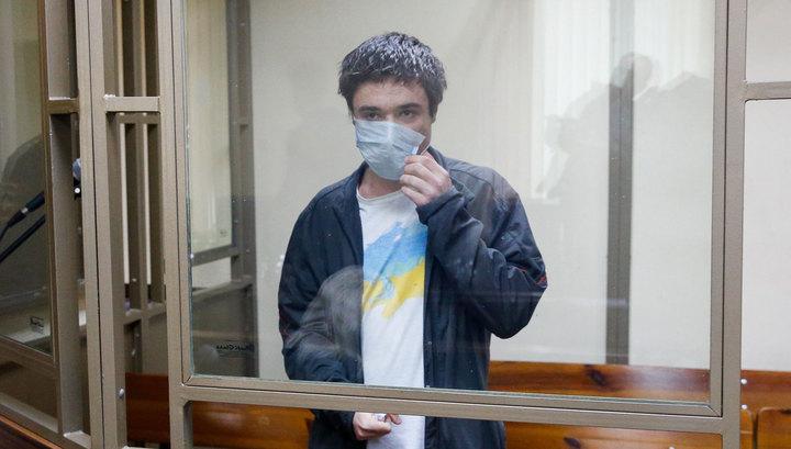 После приговора Гриб объявил голодовку