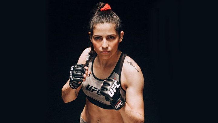 Через больницу в полицию: бразилец пытался ограбить девушку-бойца UFC