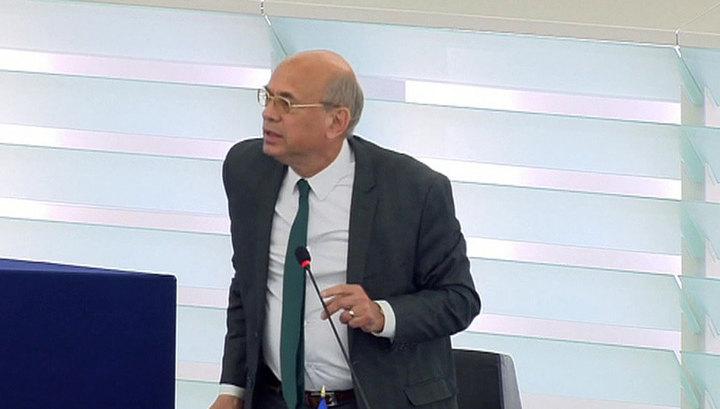 Депутат Европарламента назвал позицию ЕС по Крыму политикой двойных стандартов