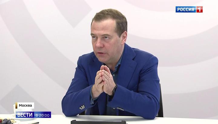 """Развитие Рунета, цензура и громкие задержания: Медведев выступил в соцсети """"ВКонтакте"""""""