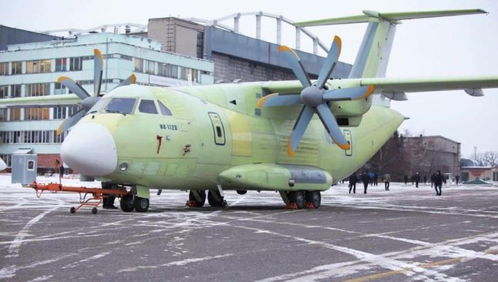 Великолепный самолет: к Ил-112В вопросов нет
