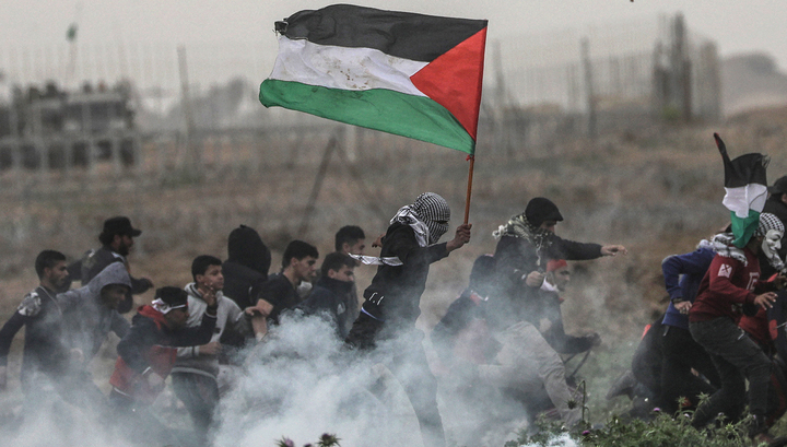 Протесты на границе с сектором Газа: четверо погибших, более 300 пострадали