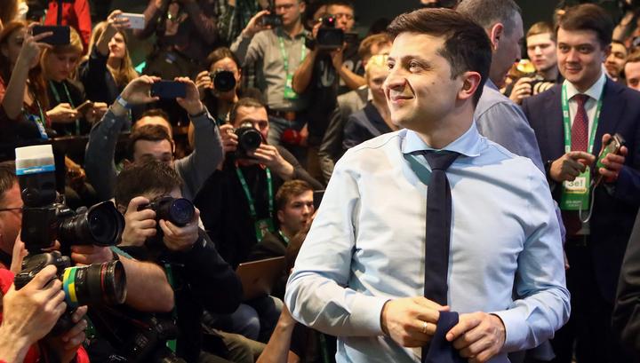 Вслед за Порошенко Зеленский обратился к Тимошенко