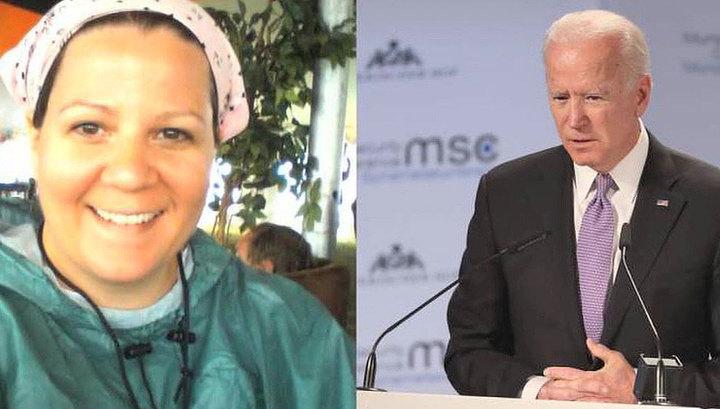 Бывшего вице-президента США Байдена снова обвинили в неподобающем поведении