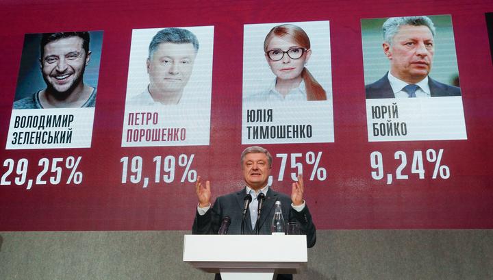 На Украине расследуют дела о нарушениях во время выборов