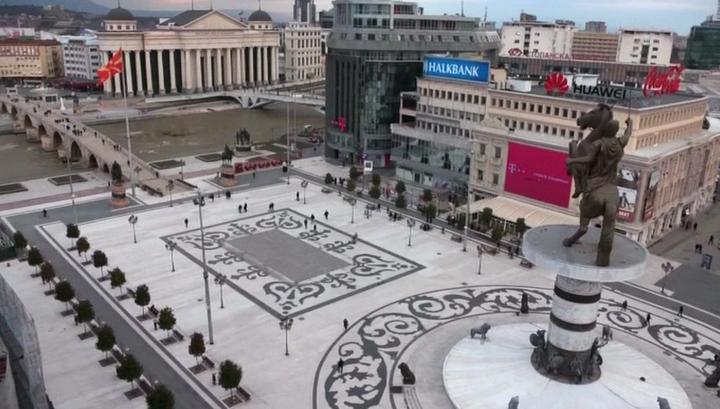 Владимир Чижов: Северную Македонию за уши тянут в НАТО