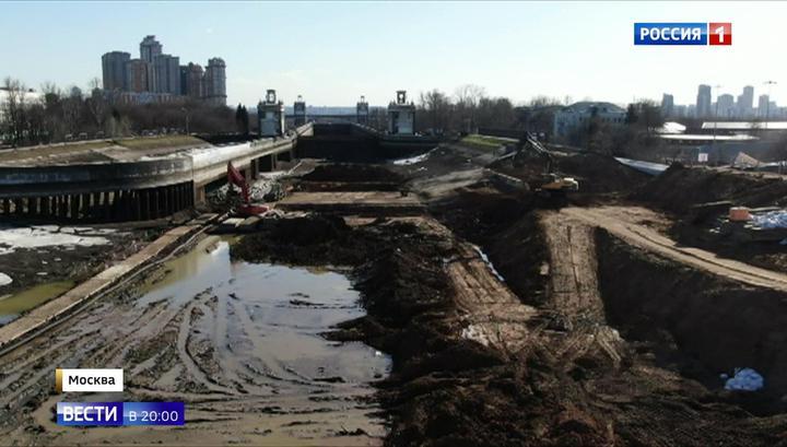 Тушинский тоннель: причина потопа названа, открытие откладывается