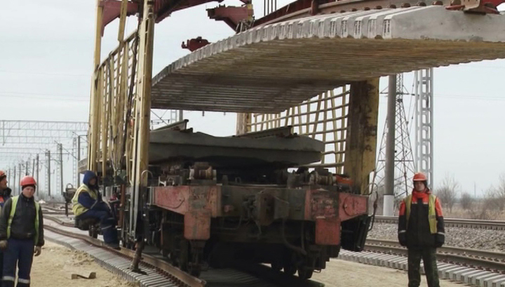 РЖД вложит 90 млрд рублей в модернизацию железных дорог Петербурга