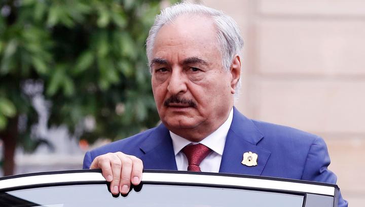 Ливия. Маршал Хафтар отказался от переговоров с противником