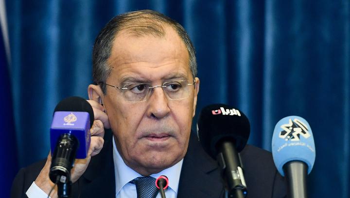 Лавров: кризис в Ливии - результат вмешательства НАТО