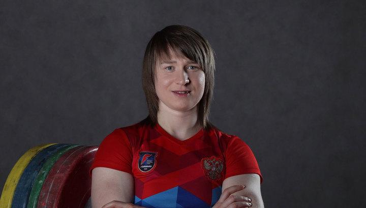Романова стала чемпионкой Европы по тяжелой атлетике