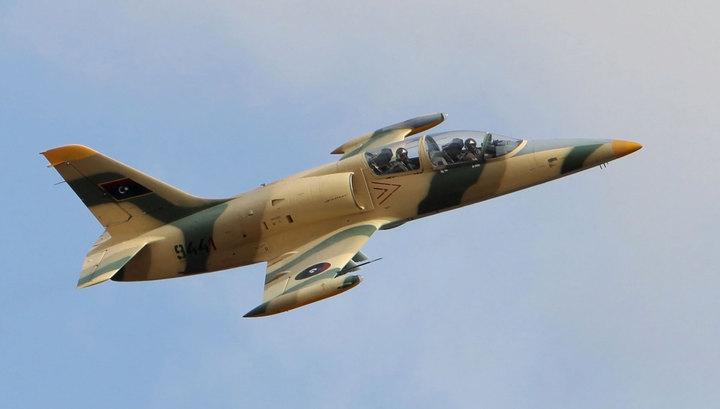 Силы маршала Хафтара заявляют, что сбили военный самолет над Триполи