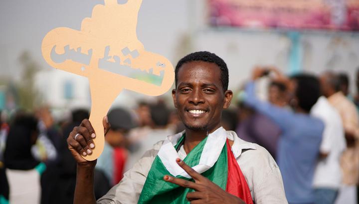 В Судане подписано соглашение о переходном периоде