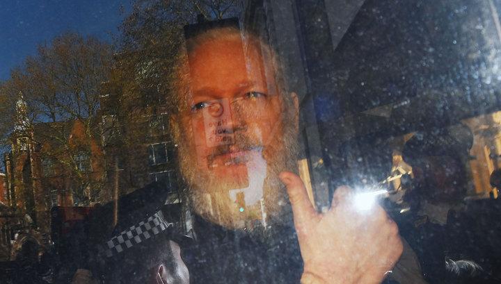 Швеция возобновляет расследование дела Ассанжа об изнасиловании