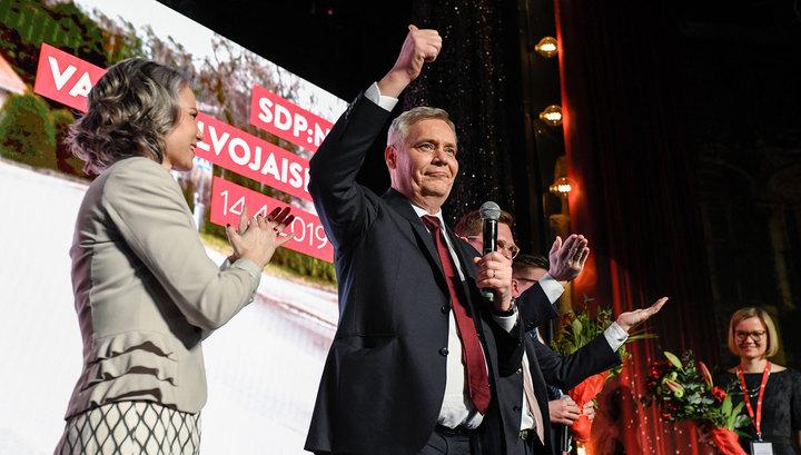 Парламентские выборы в Финляндии: побеждает оппозиция