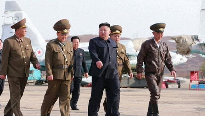 Внезапен, как авиаудар: Ким Чен Ын провел военную проверку войск ПВО