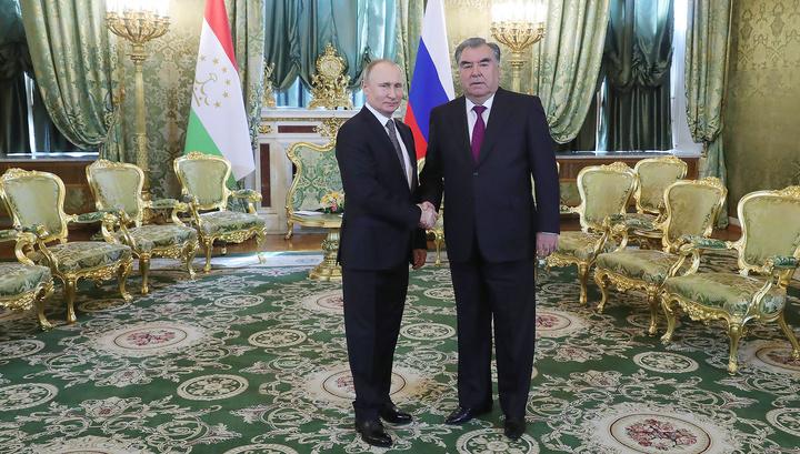Россия и Таджикистан откроют упрощенный таможенный коридор