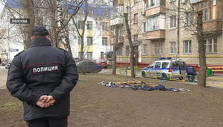 В Москве задержаны двое мужчин с сумкой человеческих костей