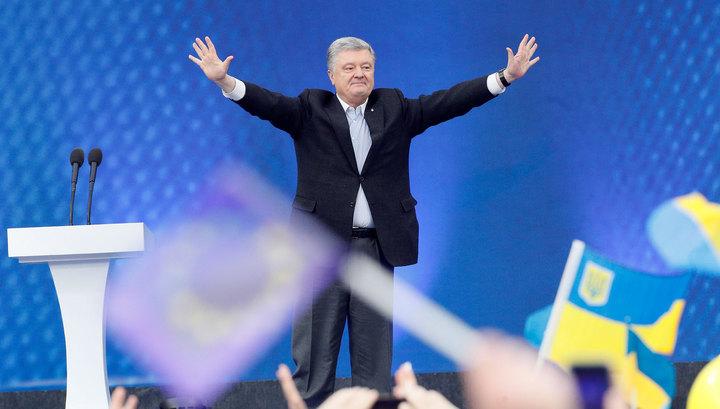 Порошенко ночью вернулся на Украину