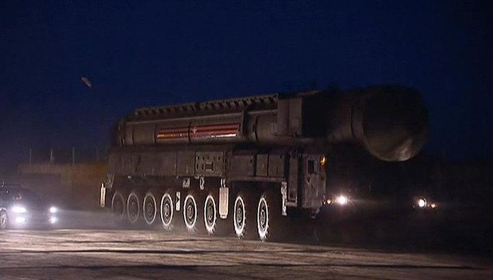 Военная техника, участвующая в параде Победы, перебазирована в Москву