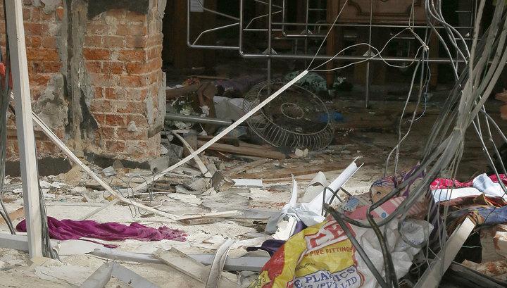 Теракт на Шри-Ланке. Погибших 160, раненых - сотни