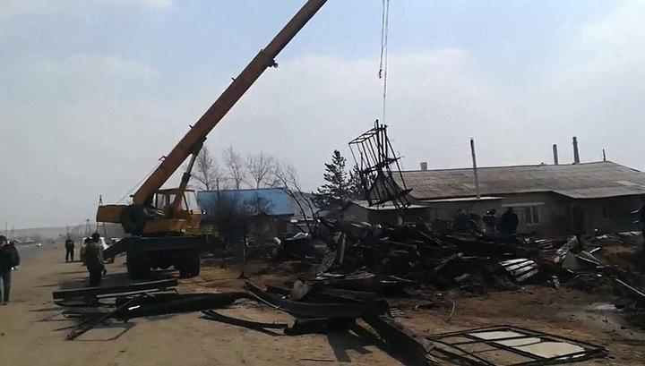 Природные пожары в России: за сутки потушено более 12 тысяч гектаров леса