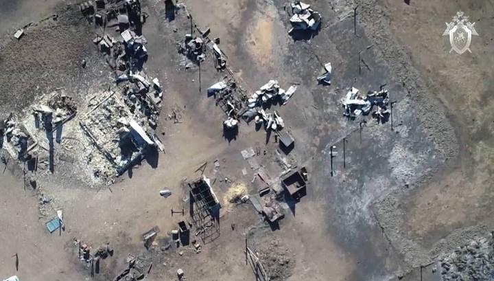 Президент Путин о пожарах в Забайкалье: главное – оказать людям помощь