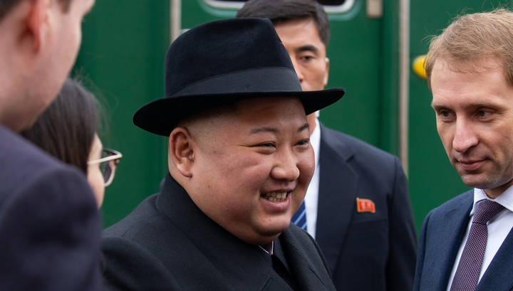 Ким Чен Ын: Я приехал в Россию с теплым чувством