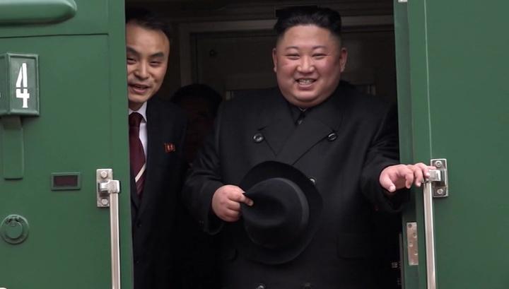 Ким рассказал об основных темах предстоящих переговоров с Путиным
