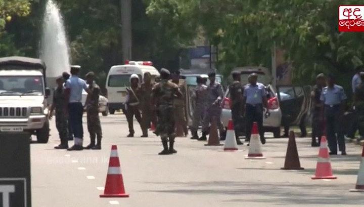 Шри-Ланка с ужасом ожидает новых атак