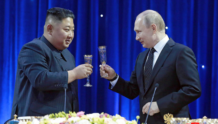 СМИ: встреча с Путиным - попытка Кима вернуться на международную арену