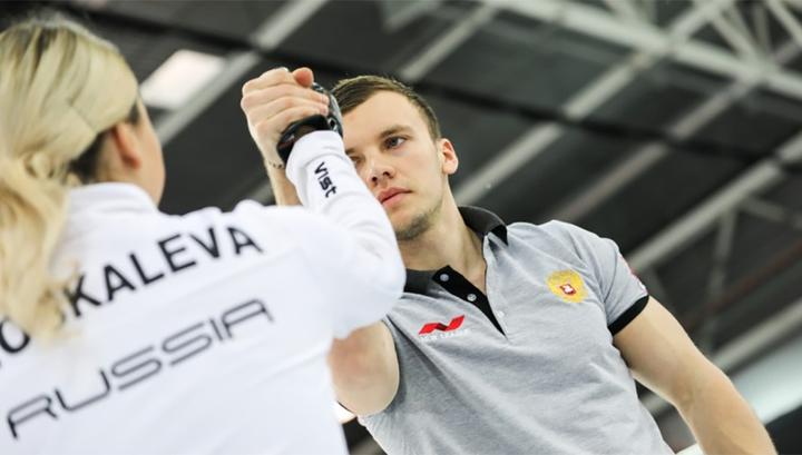 Керлингисты России добились второй победы на чемпионате мира