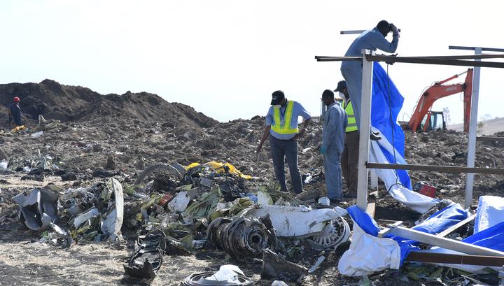 Против компании Boeing подали новые иски