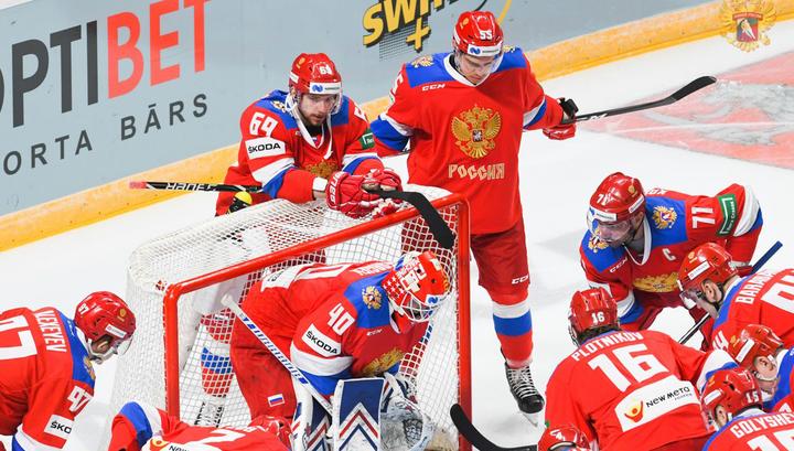 Еврохоккейтур. Георгиев защитит ворота россиян в игре с финнами