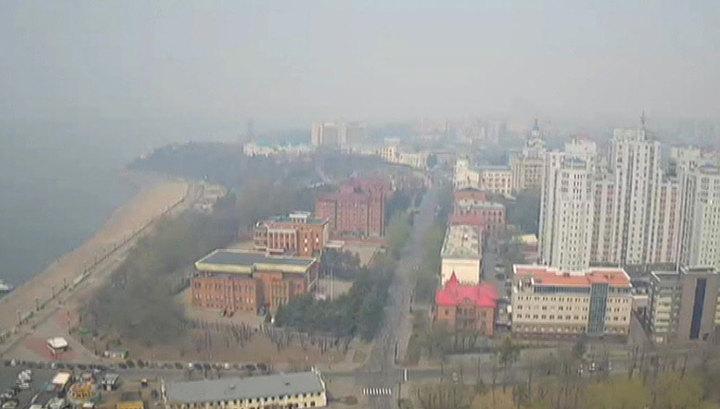 В Хабаровском крае зафиксирована 91 термическая аномалия
