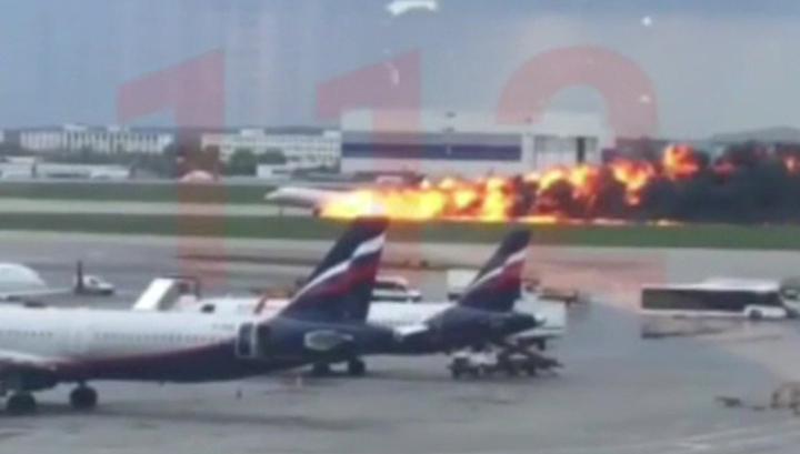 Жесткая посадка Superjet 100: есть пострадавшие