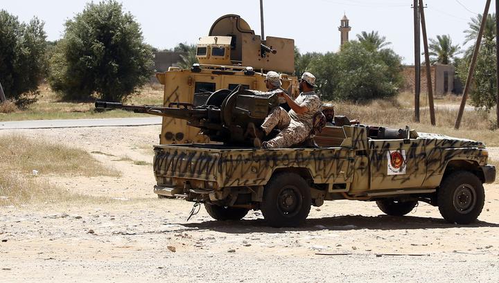 Армия маршала Хафтара в Ливии нанесла критический удар по противнику