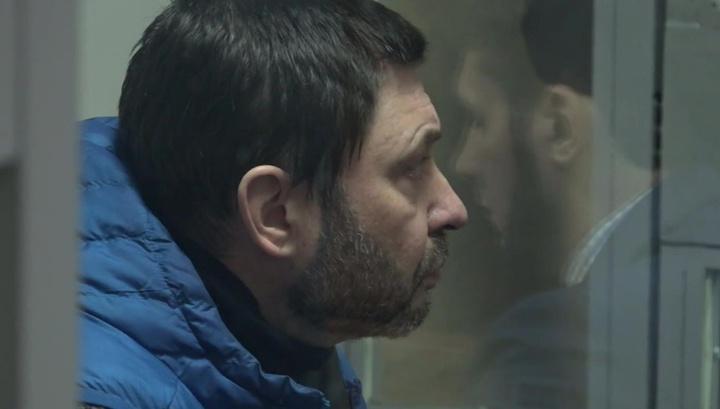 Вышинский оставлен под стражей до 22 июля