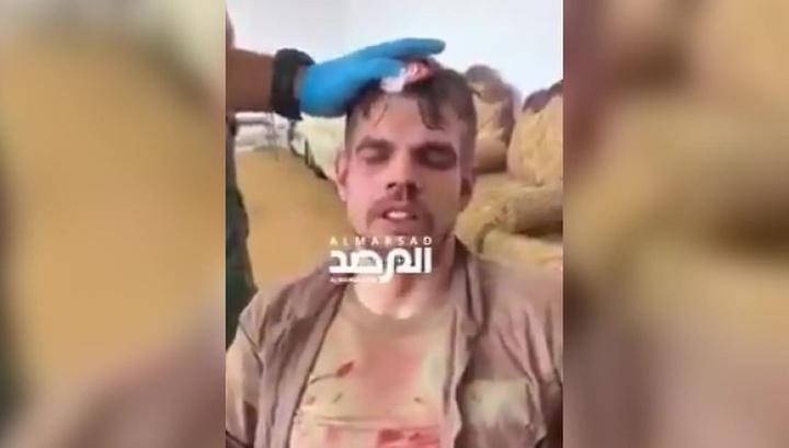Силы Хафтара обнародовали видео с захваченным португальским пилотом