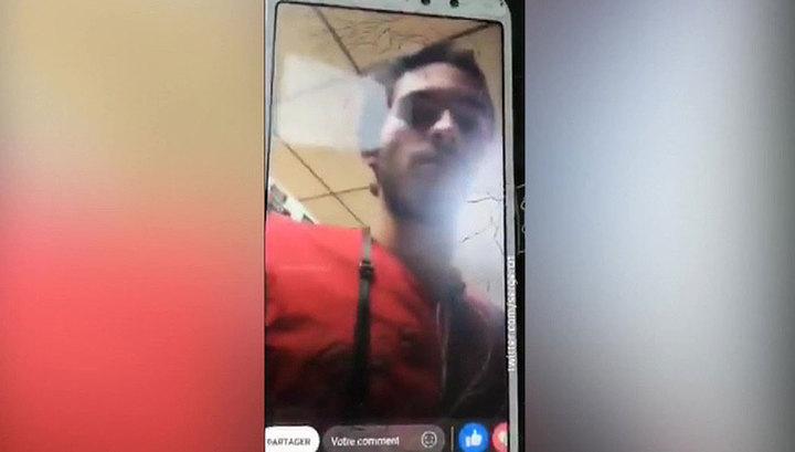 Подросток, захвативший заложников в магазине под Тулузой, задержан