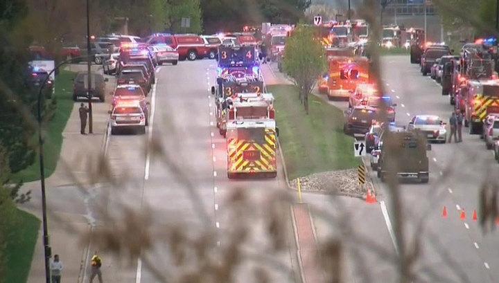 Стрельба в школе в Колорадо: семь человек ранены, подозреваемых задержали
