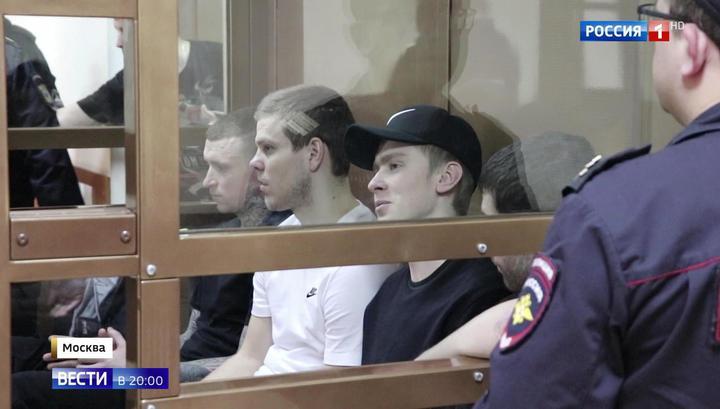Кокорин и Мамаев получили реальные сроки: когда футболисты покинут колонию