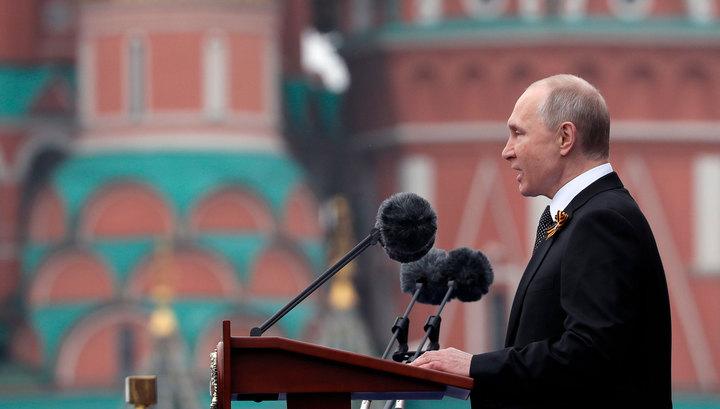 Путин: уроки прошедшей войны по-прежнему актуальны
